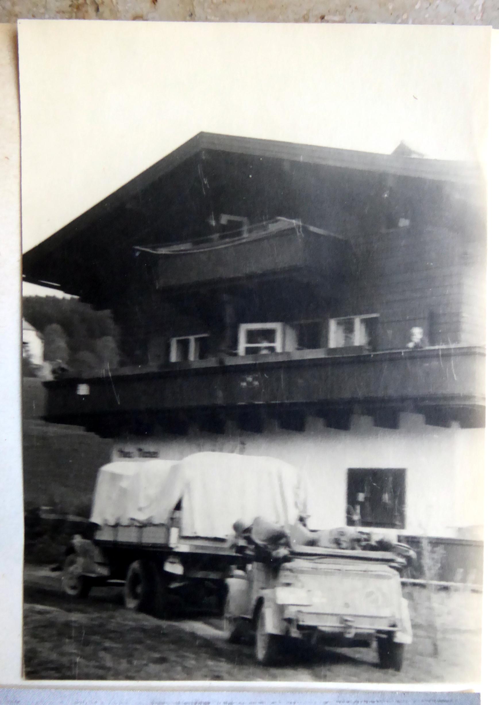 Kriegsende Kitzbühel